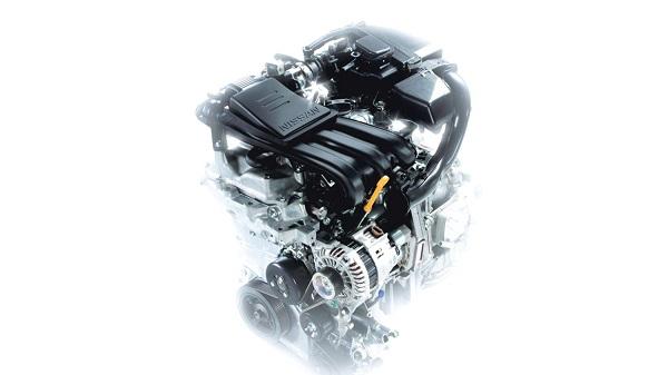 Nissan Almera 2018-2019 มาพร้อมกับเครื่องยนต์ HR12DE 3 สูบ แถวเรียง DOHC