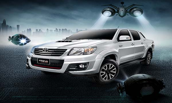 Toyota Hilux Vigo Champ TRD Sportivo