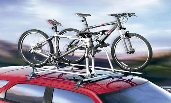 เคล็ดลับบรรทุกจักรยานติดรถ