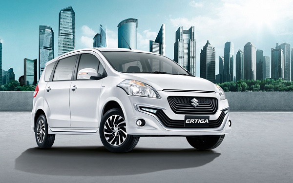ALL NEW SUZUKI ERTIGA