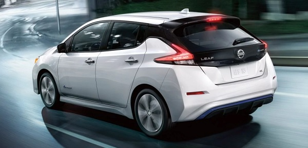 Nissan LEAF 2019 – 2020