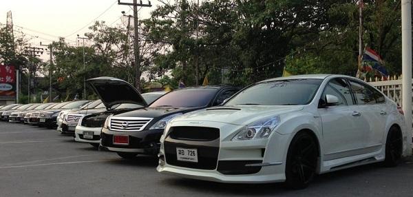 ตามหาความเป็นตัวคุณกับการตกแต่งที่เหมาะกับ Nissan Teana  ในแบบที่เป็นคุณ