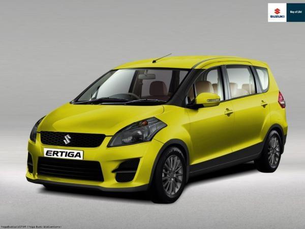 เรียบๆเท่ๆ  สดใสลงตัว กับ Suzuki Ertiga 2018