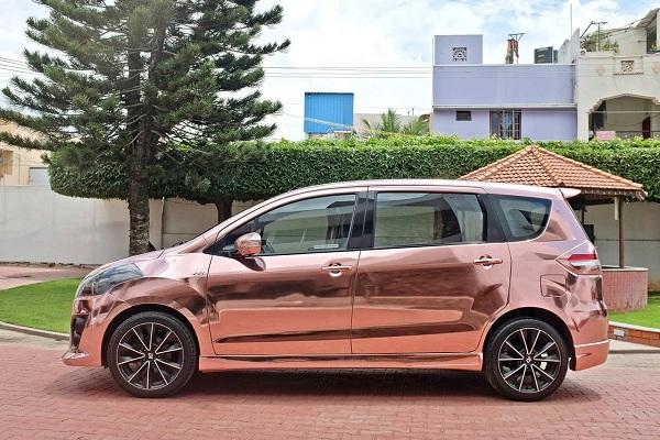 มิติแห่งสีสันและการออกแบบที่ลงตัวและหรูหราในแบบ KitUp Automotive สำนักแต่งจากอินเดีย