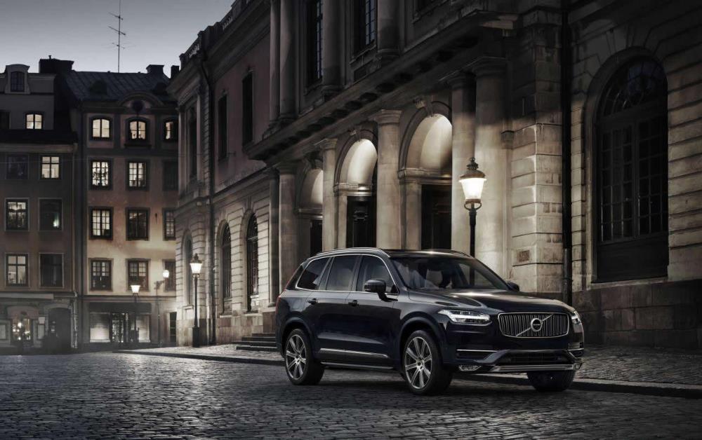 Volvo นั้นวางแผนจะเปิดตัวรถรุ่นนี้ทั้งหมด 1,927 คันในแบบ First Editions