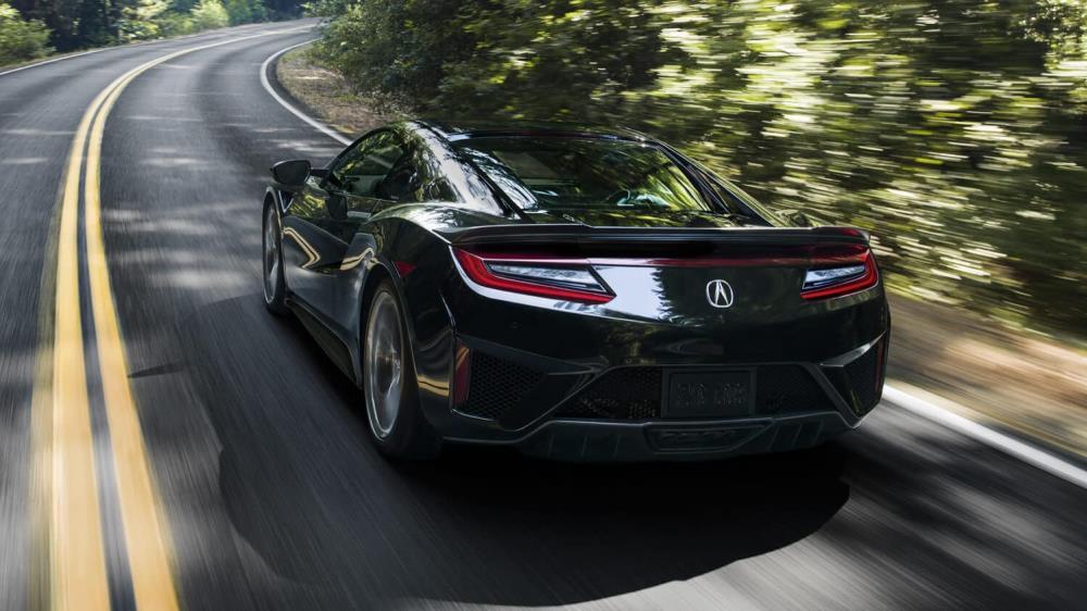 ขุมพลัง Honda NSX 2018 ใหม่ เหมือนจะไม่มีการเปลี่ยนแปลงอย่างเห็นได้ชัดเท่าใดนัก