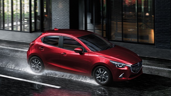 รถยนต์ New Mazda2