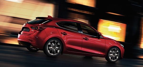 รถยนต์ New Mazda3