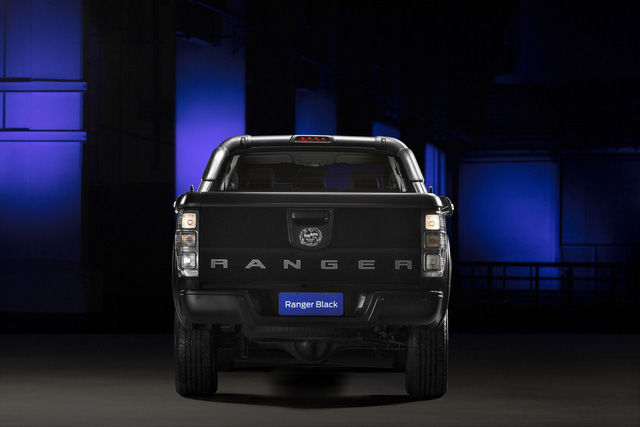 Ranger Black Edition concept