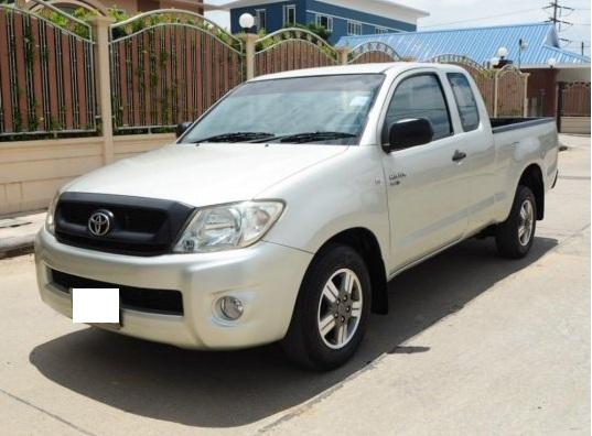 Toyota Hilux Vigo 2.5  Extra cab