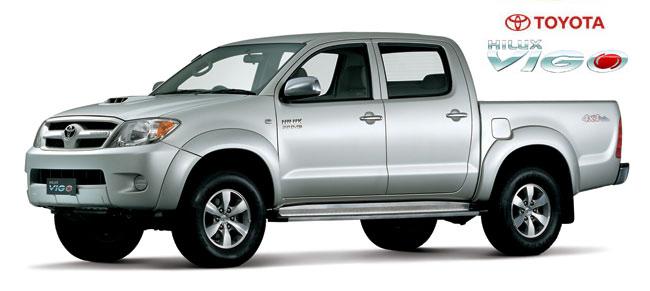Toyota Hilux Vigo CHAMP 2.5  Double cab