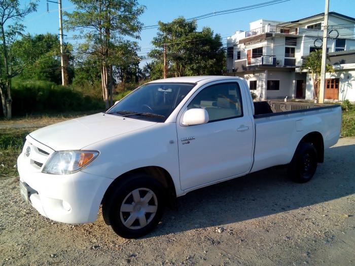 Toyota Hilux Vigo 2.5 Single cab