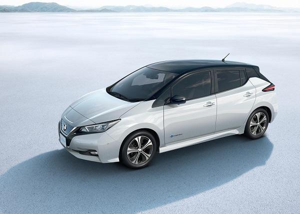 Nissan LEAF 2018 – 2019