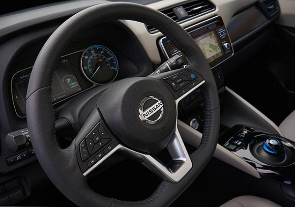 สำหรับคนไทยคาดว่าจะรอสัมผัสอีกไม่นานสำหรับ Nissan Leaf 2018