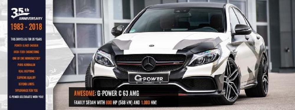 G-Power มีค่าใช้จ่ายทั้งหมด ประมาณ € 24,675