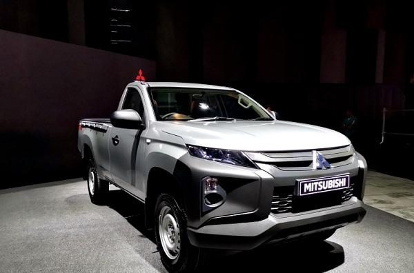 พร้อมส่งออก 150 ประเทศทั่วโลกสำหรับ Mitsubishi Triton ใหม่