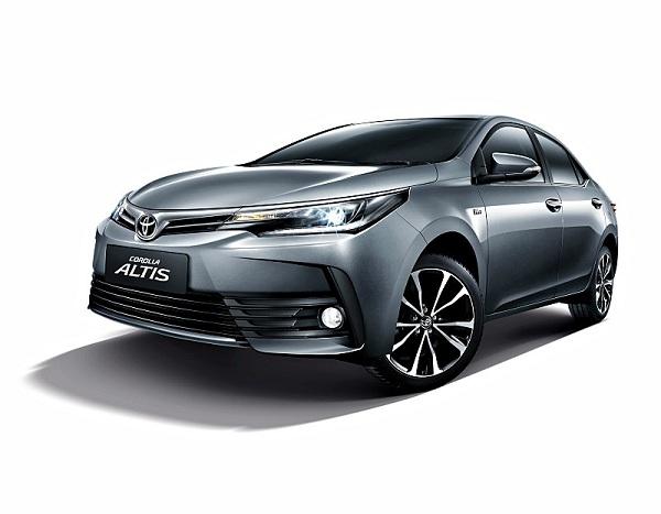 Toyota Corolla Altis 2018 ติดตั้งเครื่องยนต์เบนซิน 4 สูบ รหัส 2ZR-FBE ความจุ 1.8 ลิตร Dual VVT-i ให้กำลังแรงม้าสูงสุด 141 แรงม้า