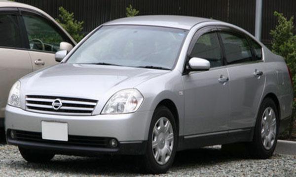 Nissan Teana ปี 2014