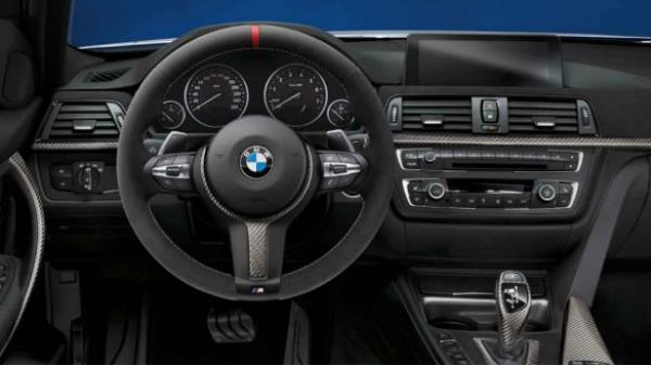 ดีไซน์ภายใน BMW i8