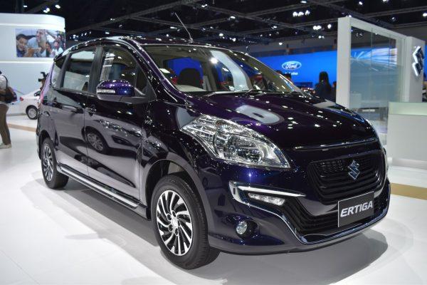 รถยนต์อเนกประสงค์ Suzuki Ertiga
