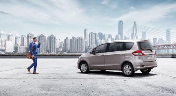ภาพรวมของ Suzuki Ertiga