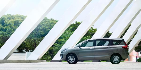 สมรรถนะและการใช้งานโดยภาพรวมของ Suzuki Ertiga