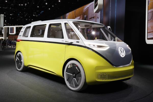 หนึ่งในรถที่มีการพัฒนาของ Volkswagen