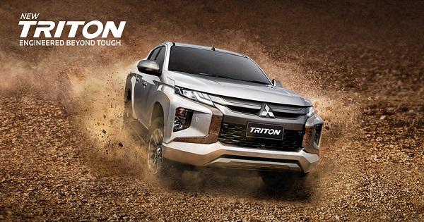 New Mitsubishi Triton 2018 -2019