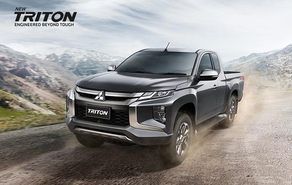New Mitsubishi Triton 2018 -2019 จัดโปรโมชั่นพิเศษต้อนรับปีหมูทอง