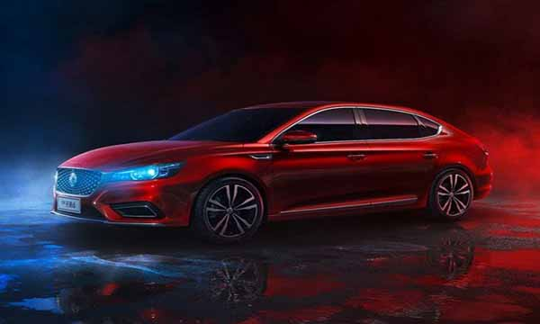 All New MG 6 2018