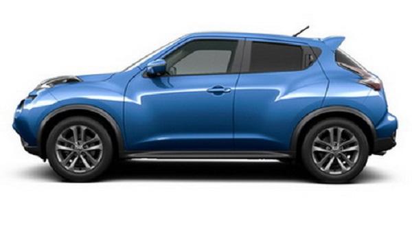 Nissan Juke  รถสปอร์ตอเนกประสงค์ขนาดเล็ก