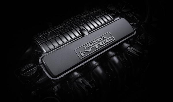 ALL NEW HONDA BR-V 2019-2020 มาพร้อมกับเครื่องยนต์ i-VTEC 1.5 ลิตร