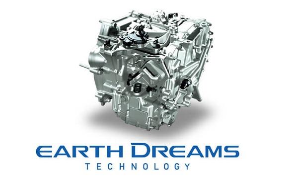 ระบบเกียร์อัตโนมัติ  CVT แบบใหม่ ซึ่งได้ถูกพัฒนาภายใต้ Earth Dreams Technology