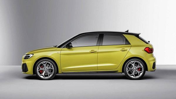 เจนเนอเรชั่น 2  สำหรับ Audi A1 2019 ใหม่ 5 ประตู ความเท่ลงตัวสไตล์ Audi