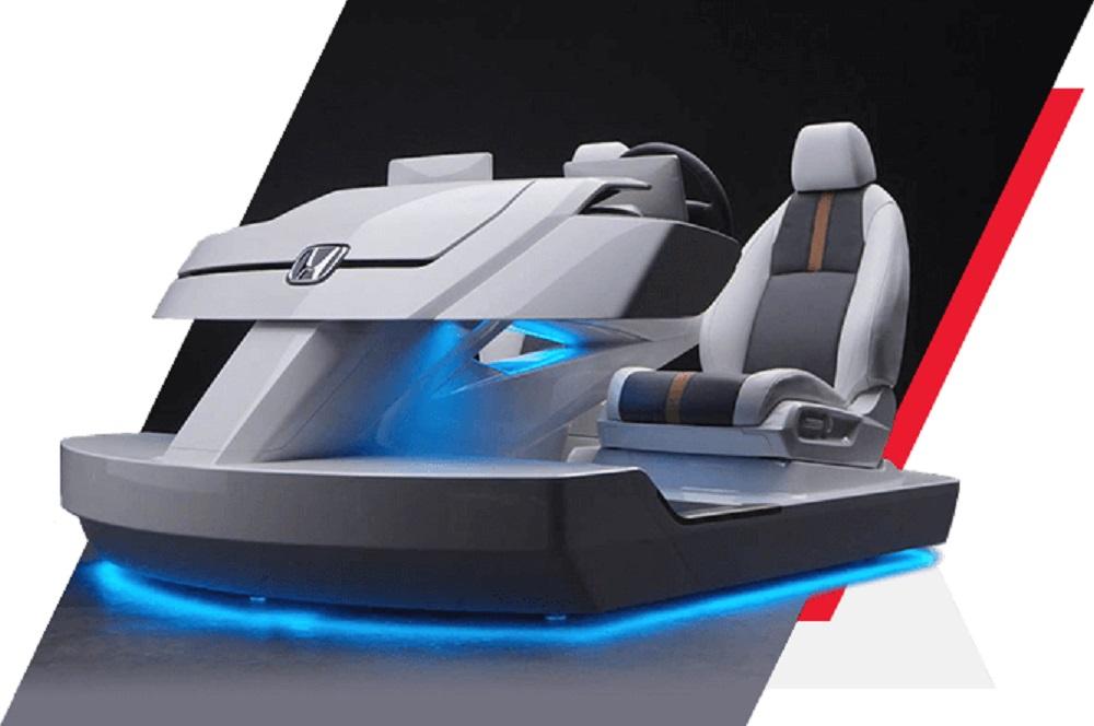 Honda HM CONCEPT เป็นระบบการจดจำภาพที่มีการขับขี่อัตโนมัติ รวมถึงมีหน้าจอแสดงผลแบบใหม่ ที่รวมเอาระบบหน้าจอสัมผัสและการควบคุมจากระยะไกลเข้าไว้ด้วยกัน