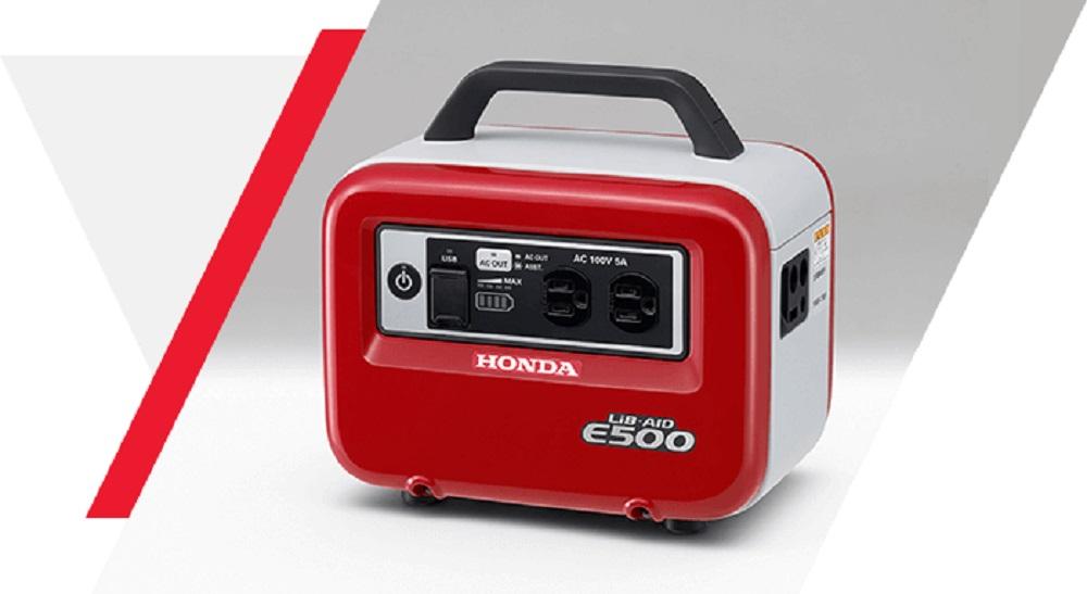 LiB-AID E500 แบตเตอรี่แปลงพลังงานไฟฟ้าขนาดพกพา ที่ให้พลังงานไฟฟ้าคุณภาพสูง เทียบเท่ากับแหล่งพลังงานจากภายในบ้าน