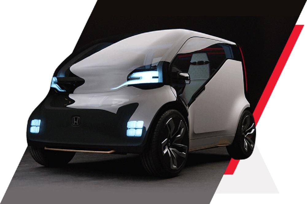 HONDA Neu V เป็นรถยนต์ต้นแบบที่ขับเคลื่อนด้วยพลังงานไฟฟ้า และเป็นการผสานฟังก์ชั่นการขับเคลื่อนอัตโนมัติ และเทคโนโลยีปัญญาประดิษฐ์ (AI) ได้อย่างลงตัว