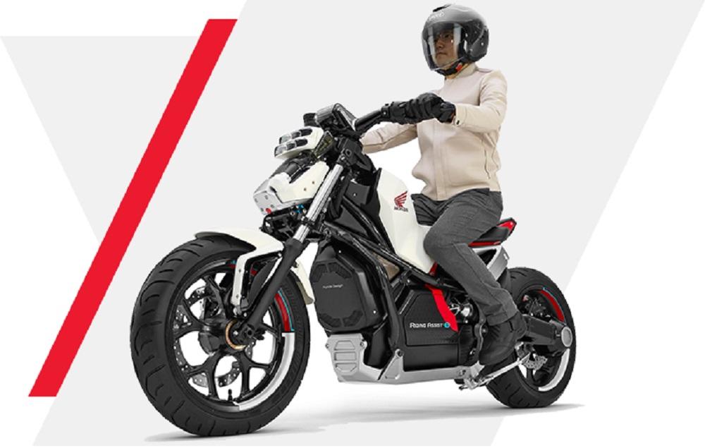 HONDA Riding Assist-eได้รับการพัฒนามาจากเทคโนโลยีควบคุมการทรงตัว อันเป็นเอกลักษณ์ของ HONDA ที่ได้วิจัยกับหุ่นยนต์คล้ายมนุษย์