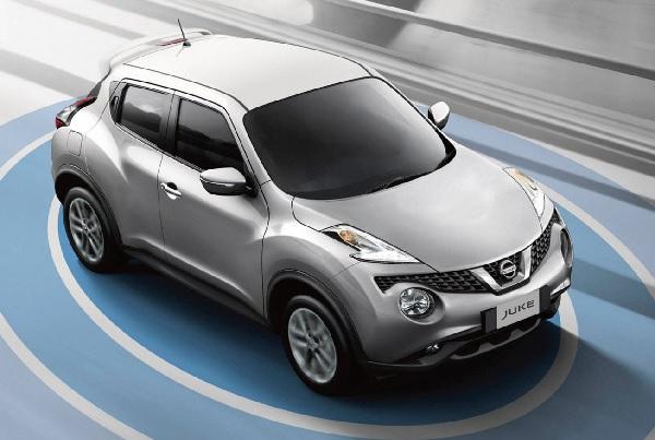 ระบบความปลอดภัย Nissan Juke 2018-2019