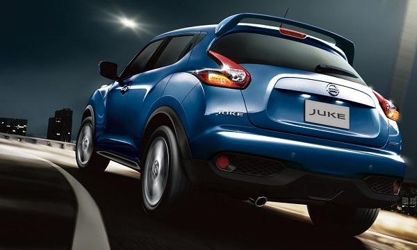 Nissan Juke 2018-2019