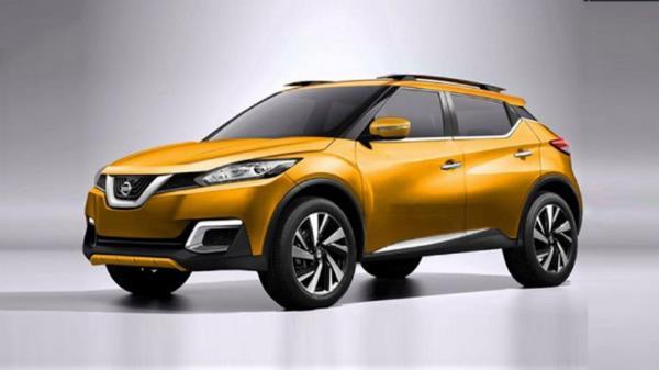 รถยนต์อเนกประสงค์ Nissan Juke 2018-2019