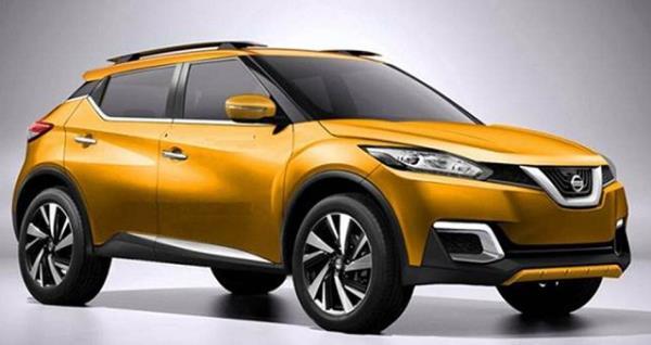 การดีไซน์ภายนอกของ Nissan Juke 2018-2019