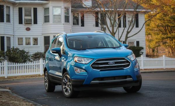 รถยนต์อเนกประสงค์ Ford EcoSport 2018-2019