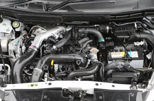 เครื่องยนต์ Nissan Juke 2018-2019