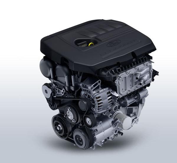 เครื่องยนต์ EcoBoost® Turbo ขนาด 1.5 ลิตร