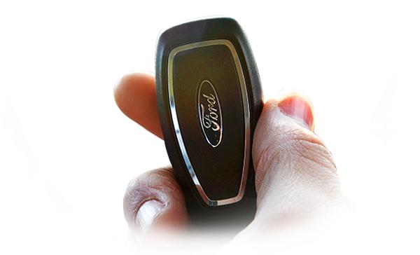 ระบบ MyKey® ช่วยให้คุณกำหนดค่า การใช้งานของ ฟอร์ด โฟกัส ใหม่ ได้ เช่น ระดับความเร็วสูงสุด หรือ กำหนดระดับเสียงสูงสุดจากวิทยุ
