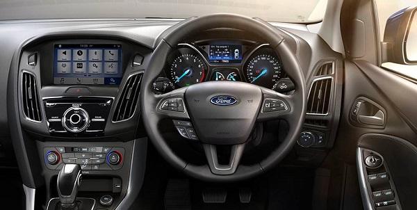 หรูหรา เหนือระดับสำหรับคนรุ่นใหม่กับการออกแบบภายในของ Ford Focus 2018-2019