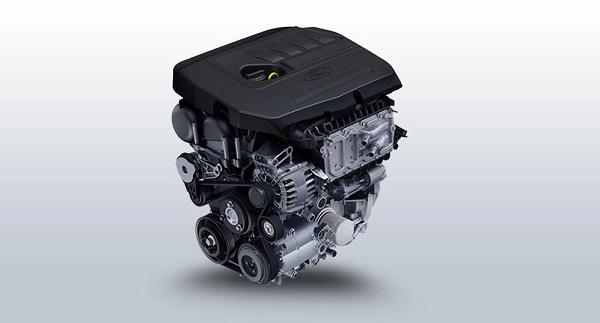 เฉียบขาดปราดเปรียวกับเครื่องยนต์เบนซิน 4 สูบ แถวเรียง EcoBoost Turbo Ti-VCT DOHC ขนาด 1.5 ลิตร