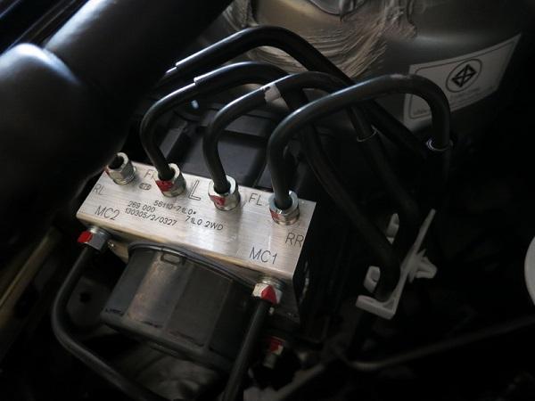 ปัญหาเบรค ABS ใน Nissan Navara เรื่องที่ต้องติดตามในการแก้ไข