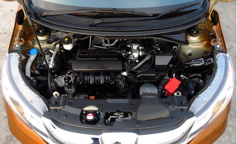 เครื่องยนต์ Honda BR-V